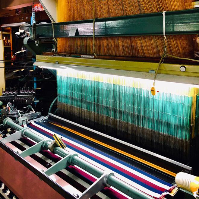 ジャカード織機2