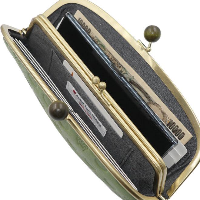 ネコ財布 開けたイメージ2